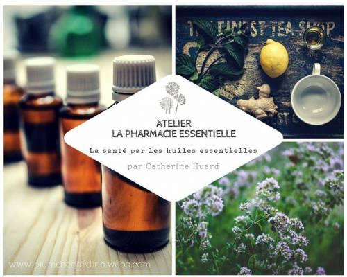 Les ''Essentielles''    La santé par les huiles essentielles.